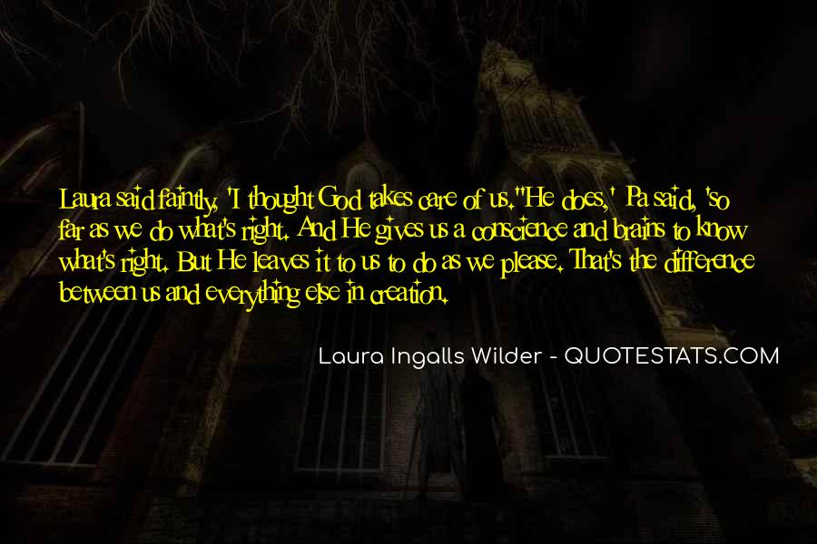 Quotes About What God Gives Us #1878314