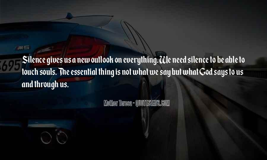 Quotes About What God Gives Us #312167