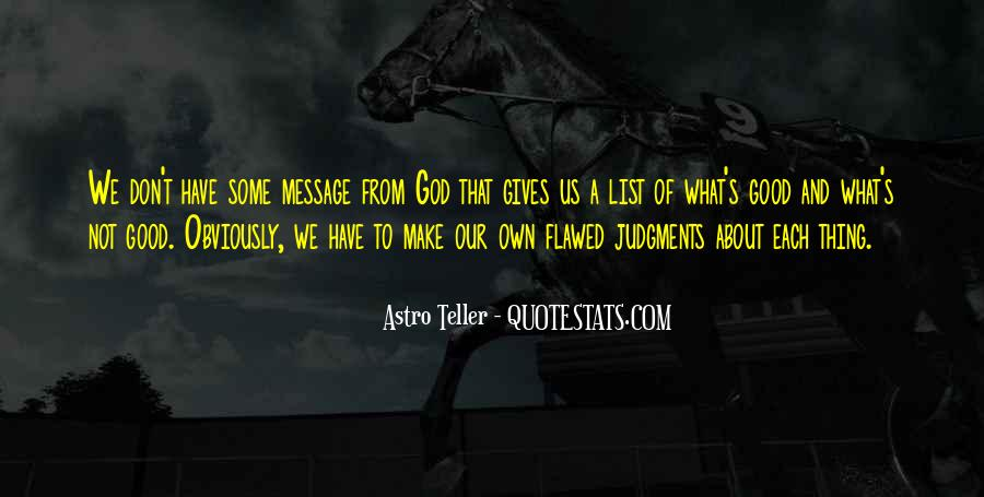 Quotes About What God Gives Us #906724