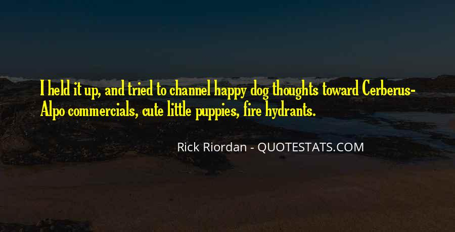Quotes About Puppies #1009504