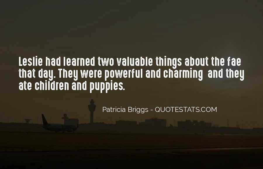 Quotes About Puppies #276637