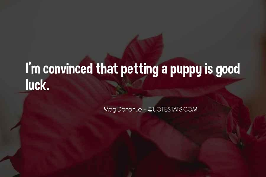 Quotes About Puppies #284771
