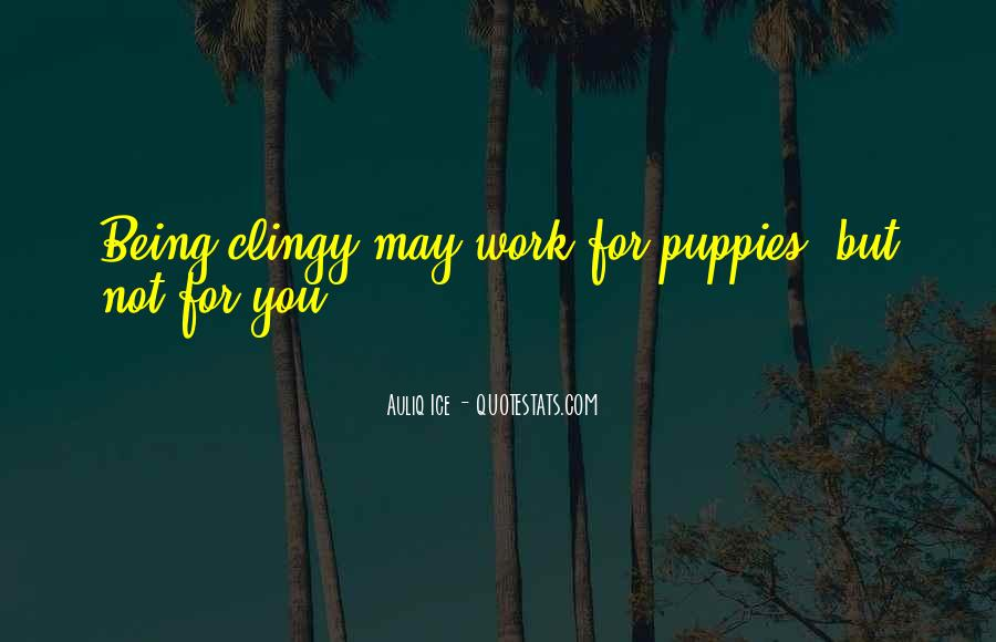 Quotes About Puppies #339102