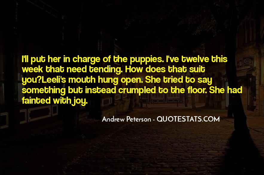 Quotes About Puppies #493442