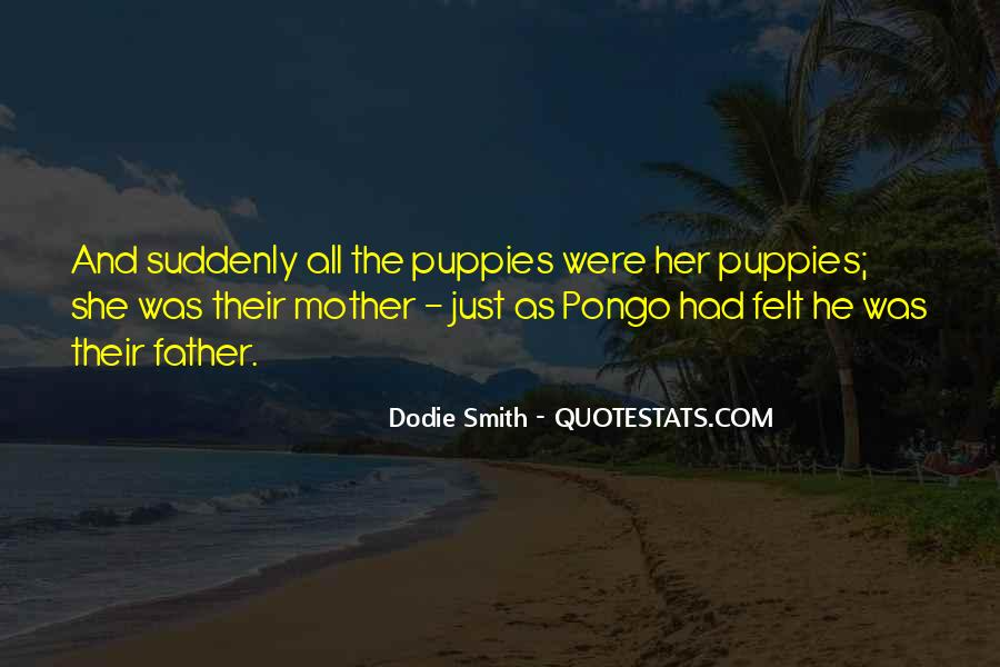 Quotes About Puppies #624358