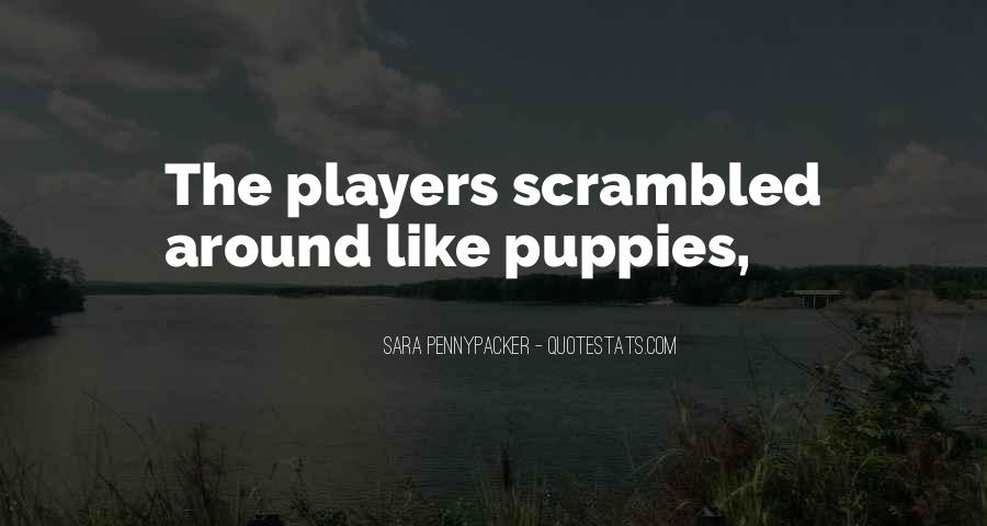 Quotes About Puppies #861847