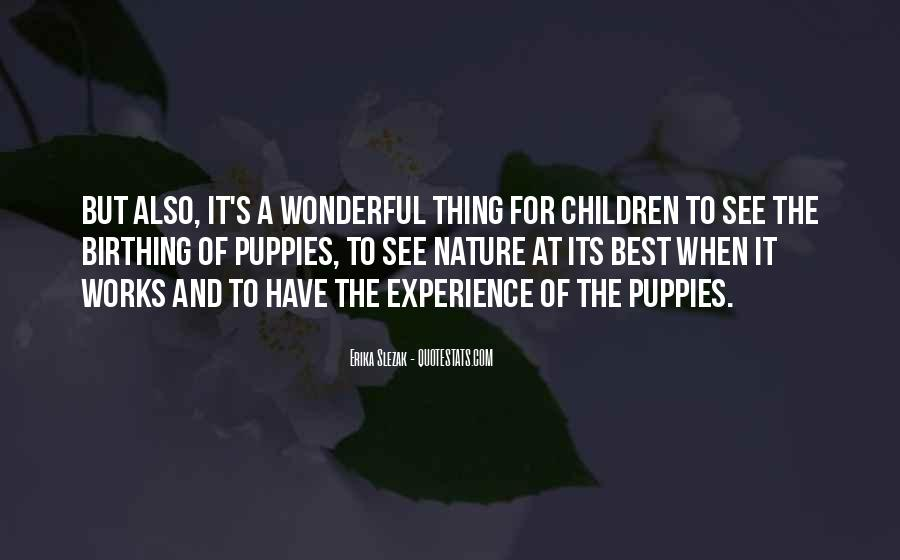 Quotes About Puppies #947165