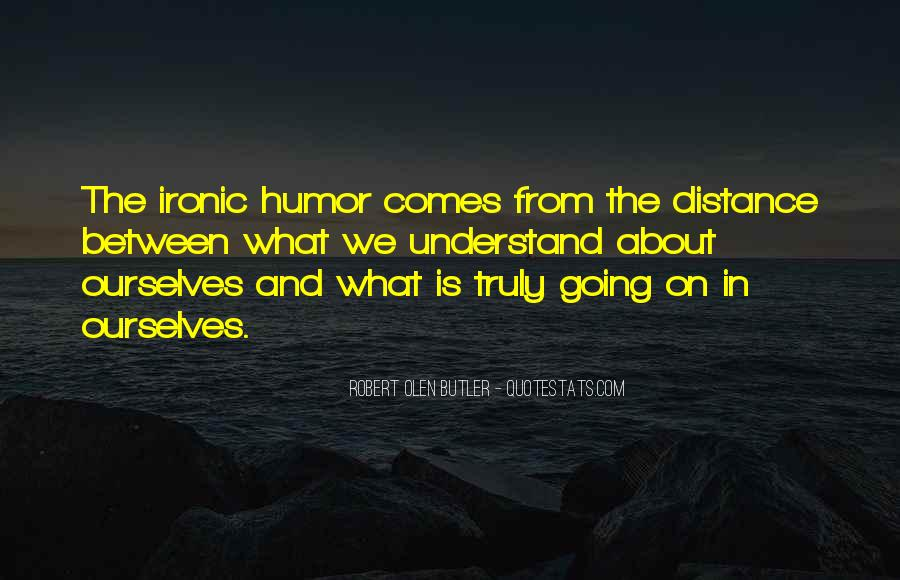 Quotes About Ironic #13364