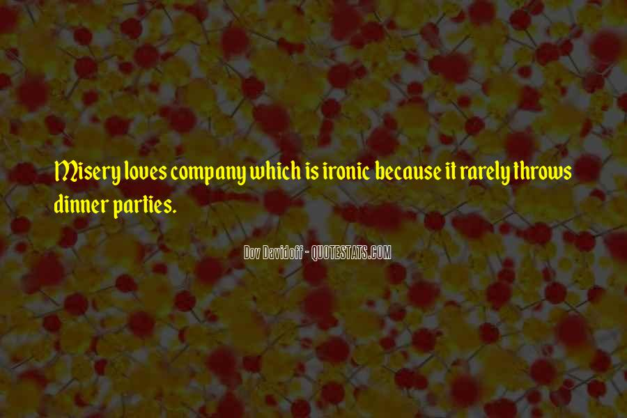 Quotes About Ironic #16364