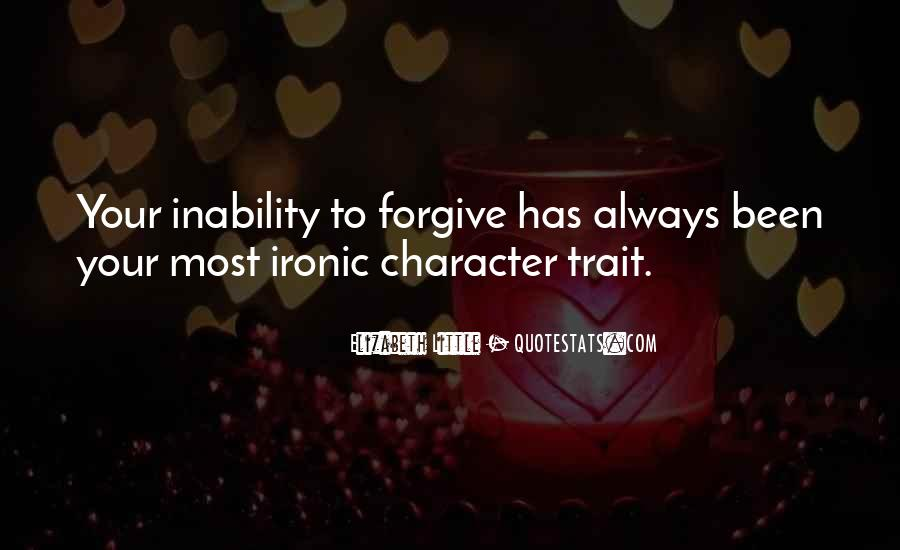 Quotes About Ironic #171207