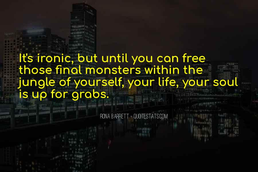 Quotes About Ironic #335320