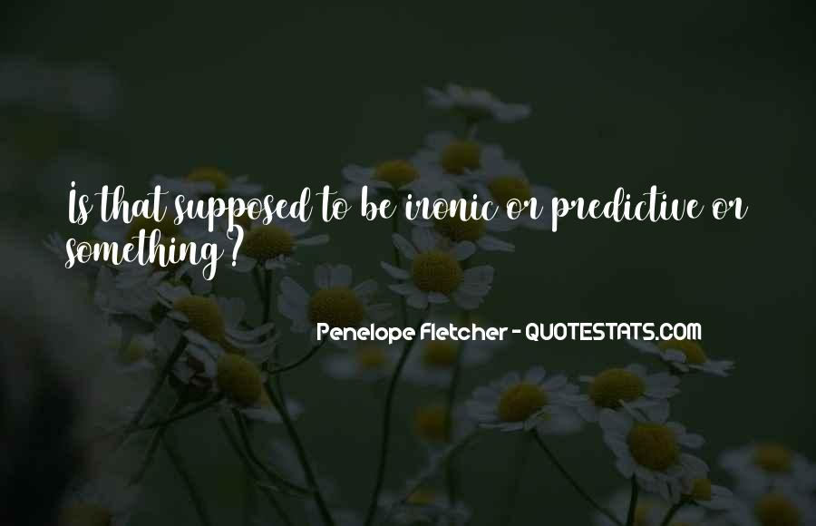 Quotes About Ironic #44529