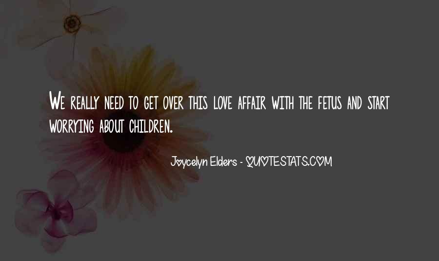 Quotes About Need Love #37740