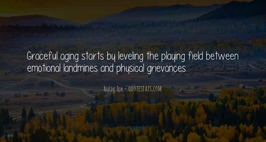 Quotes About Leveling The Playing Field #1163798