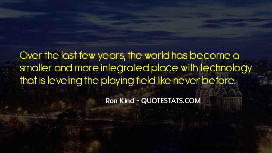 Quotes About Leveling The Playing Field #346341