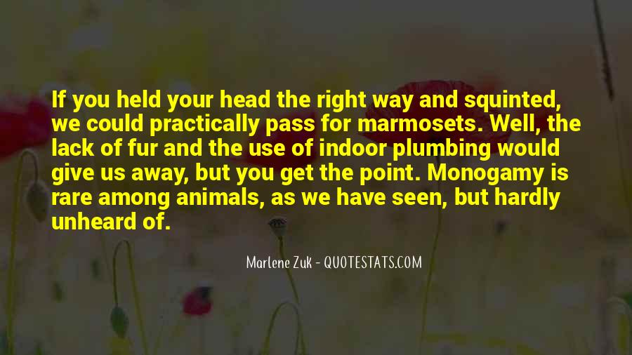 Quotes About Rare Animals #1041890