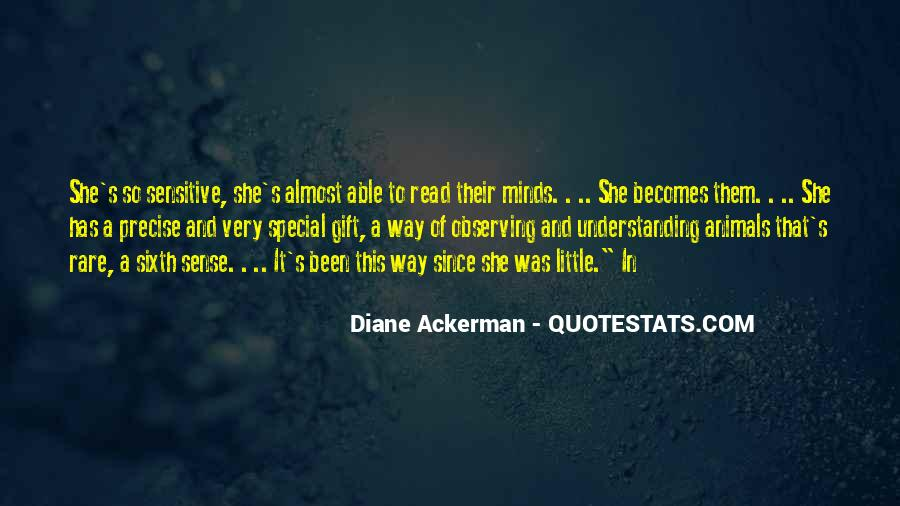 Quotes About Rare Animals #662090