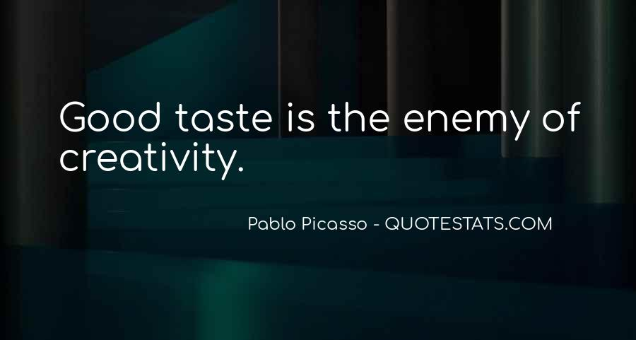 Quotes About Creativity Picasso #1286633