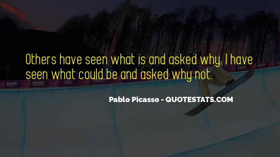 Quotes About Creativity Picasso #376890