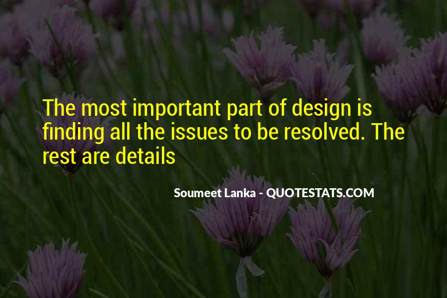 Quotes About The Design Process #1018072