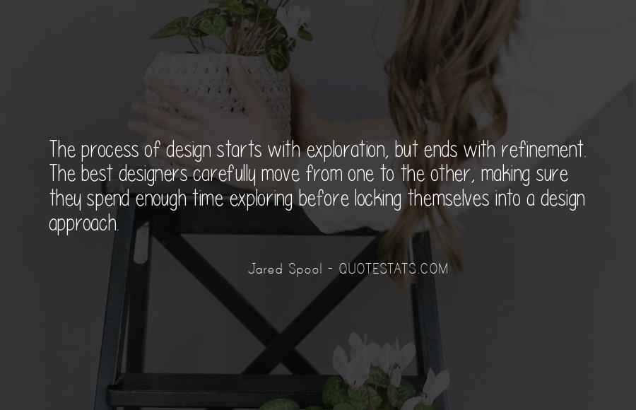 Quotes About The Design Process #1111855