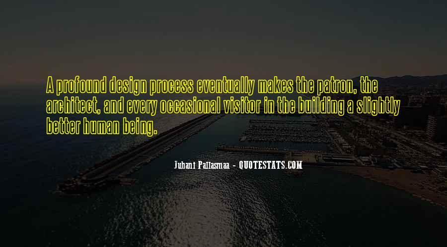 Quotes About The Design Process #1339496