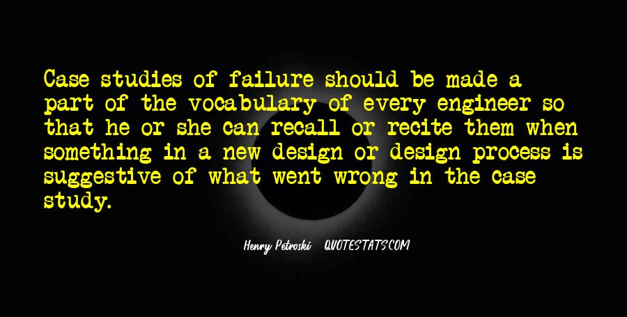 Quotes About The Design Process #1369166