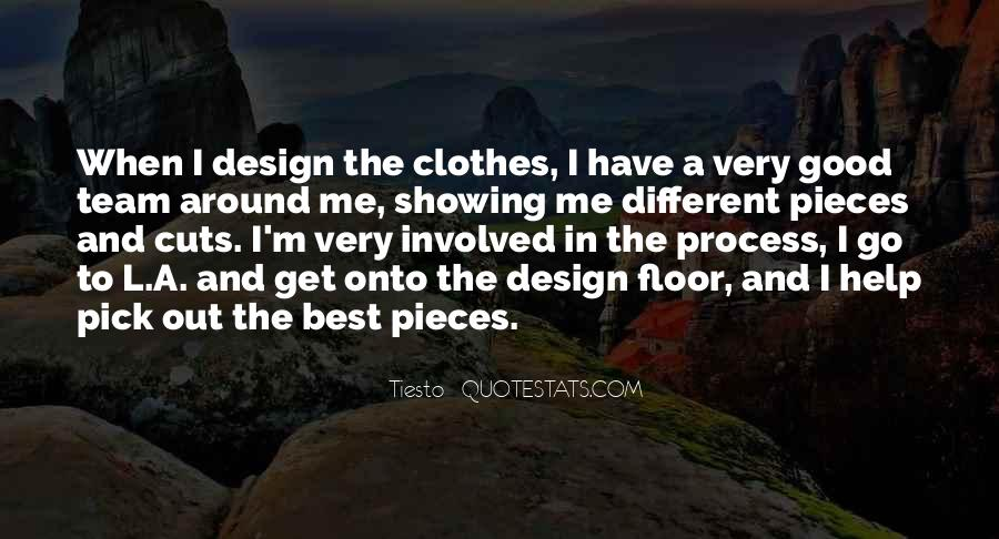 Quotes About The Design Process #1502219