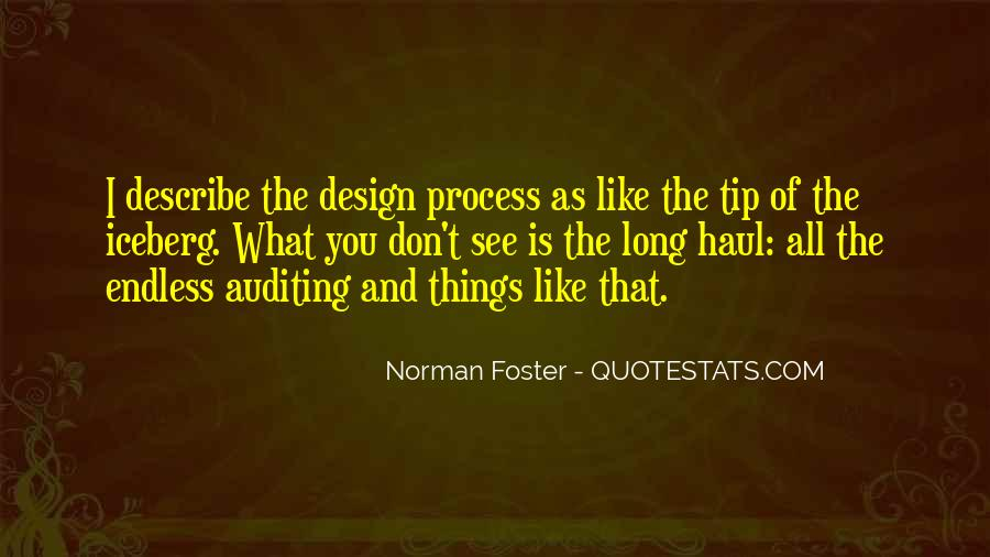 Quotes About The Design Process #17920