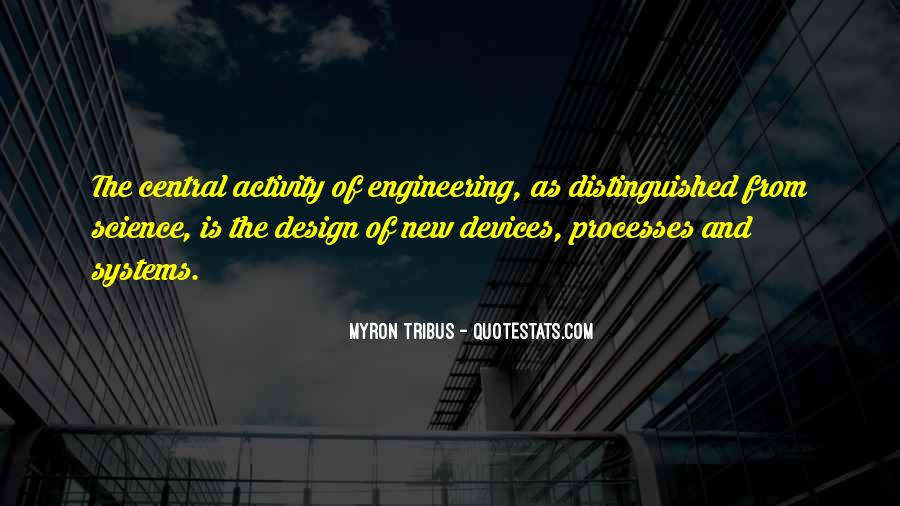 Quotes About The Design Process #221366