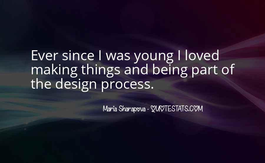 Quotes About The Design Process #271899