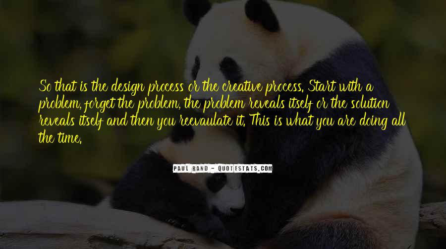 Quotes About The Design Process #48934