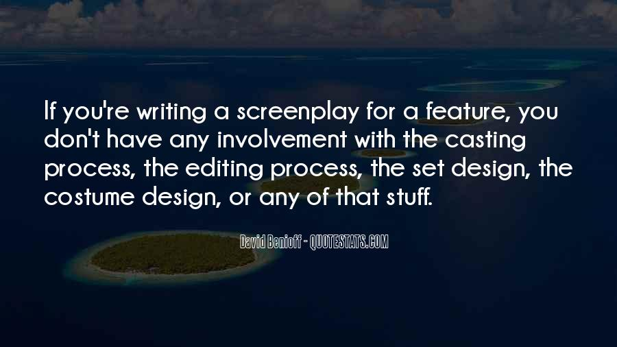 Quotes About The Design Process #7633