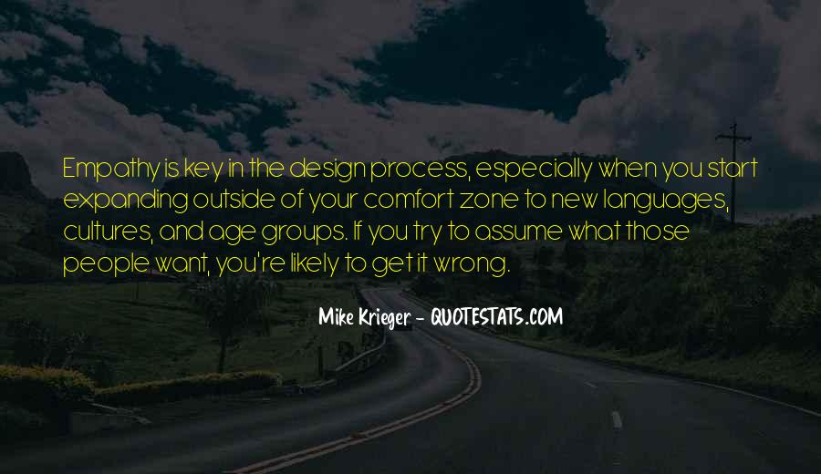 Quotes About The Design Process #88542