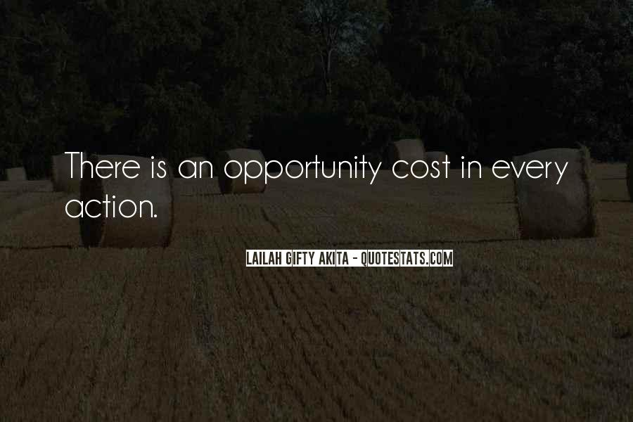 Quotes About Opportunity In Life #196857