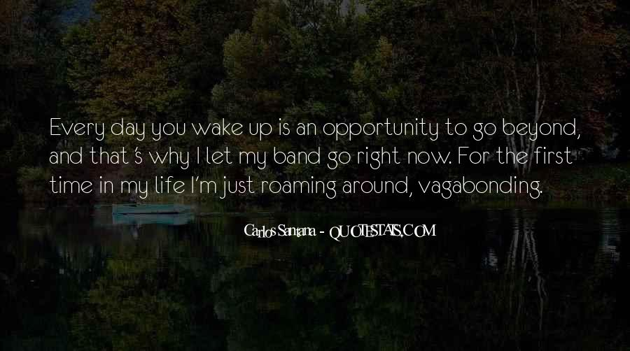 Quotes About Opportunity In Life #230099
