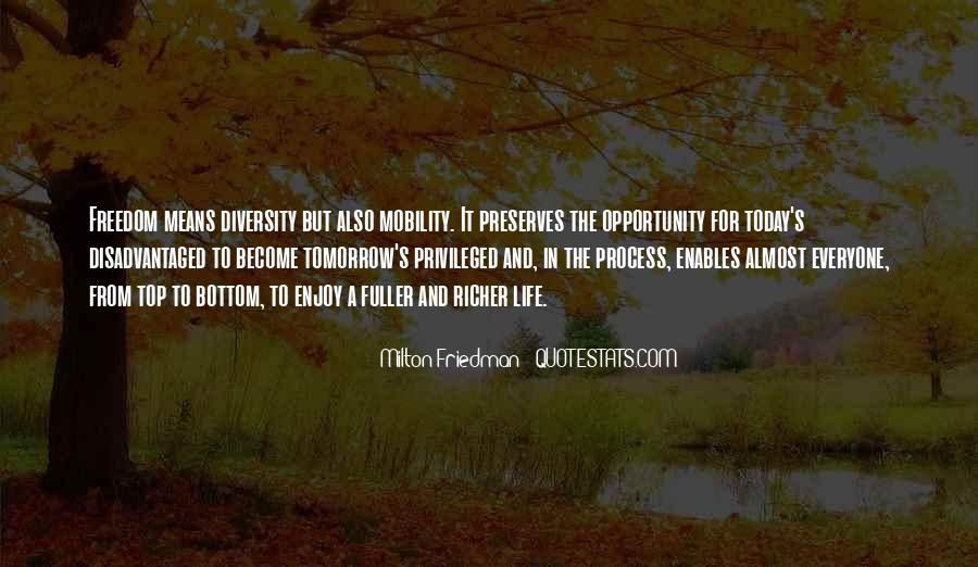 Quotes About Opportunity In Life #362439
