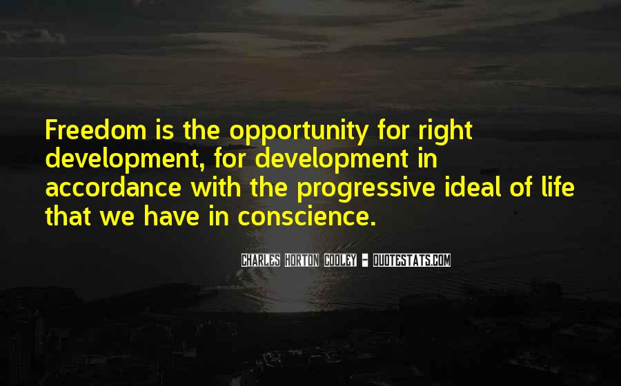 Quotes About Opportunity In Life #371286