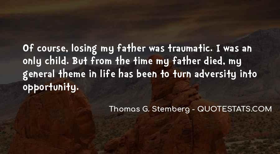 Quotes About Opportunity In Life #386163