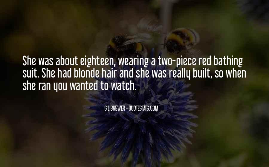 Quotes About Wearing Red #1650072