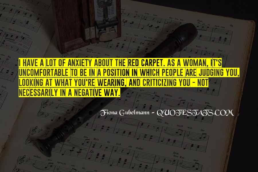 Quotes About Wearing Red #671251