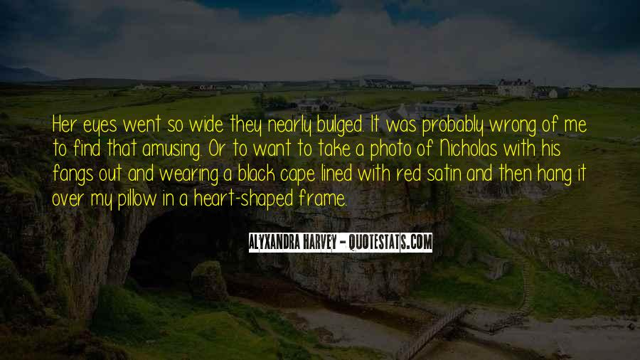 Quotes About Wearing Red #812797