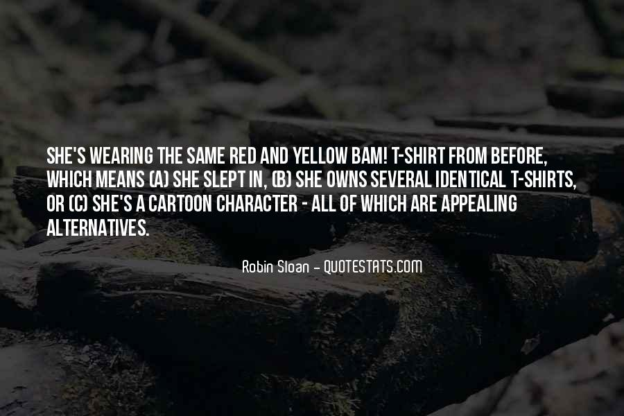 Quotes About Wearing Red #819684