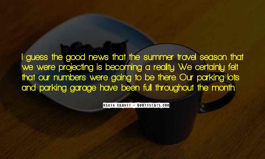 Quotes About Summer Season #1112821