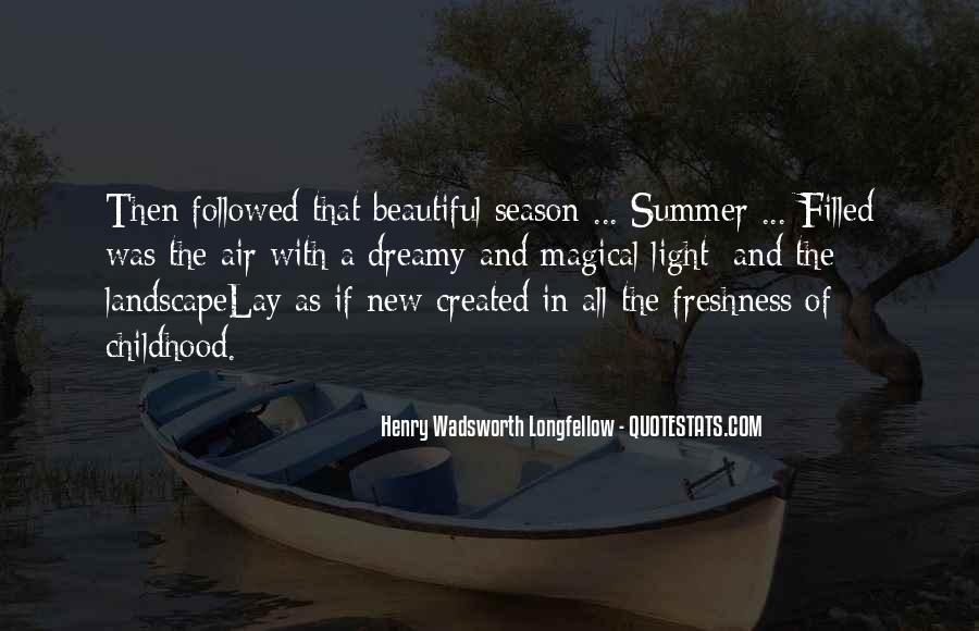 Quotes About Summer Season #1151400