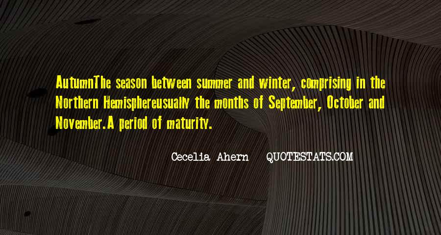 Quotes About Summer Season #1222353