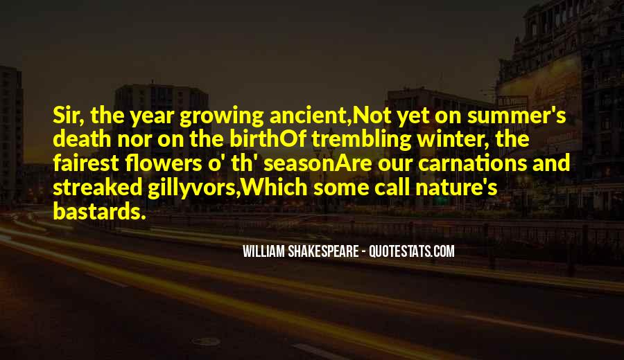 Quotes About Summer Season #1244431