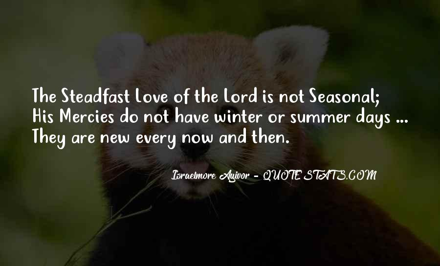 Quotes About Summer Season #1394766