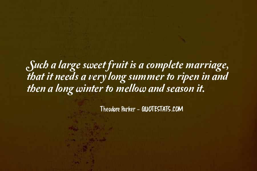 Quotes About Summer Season #1671790