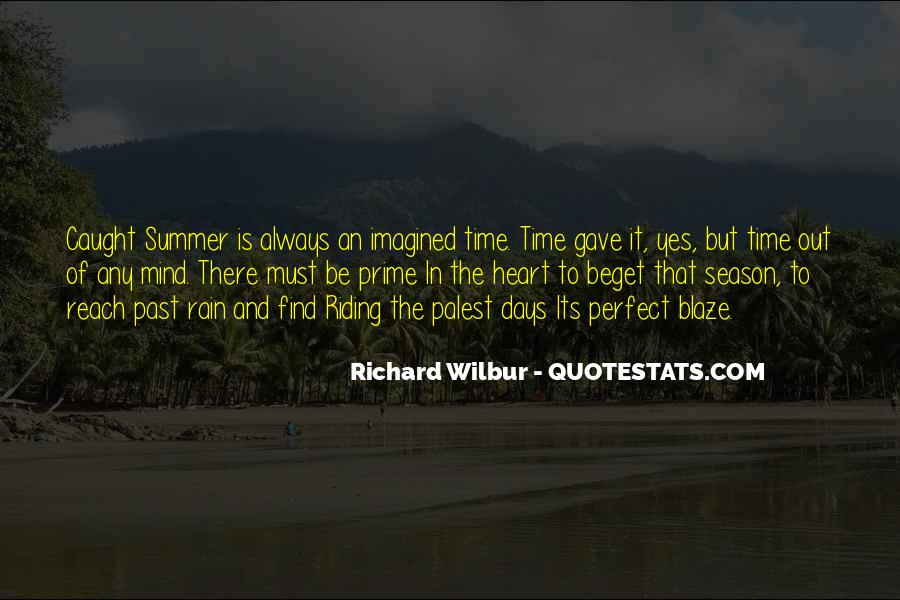 Quotes About Summer Season #217049